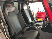 Custom seats: STOL CH 750