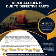 Truck Accidents Due to Defective Parts