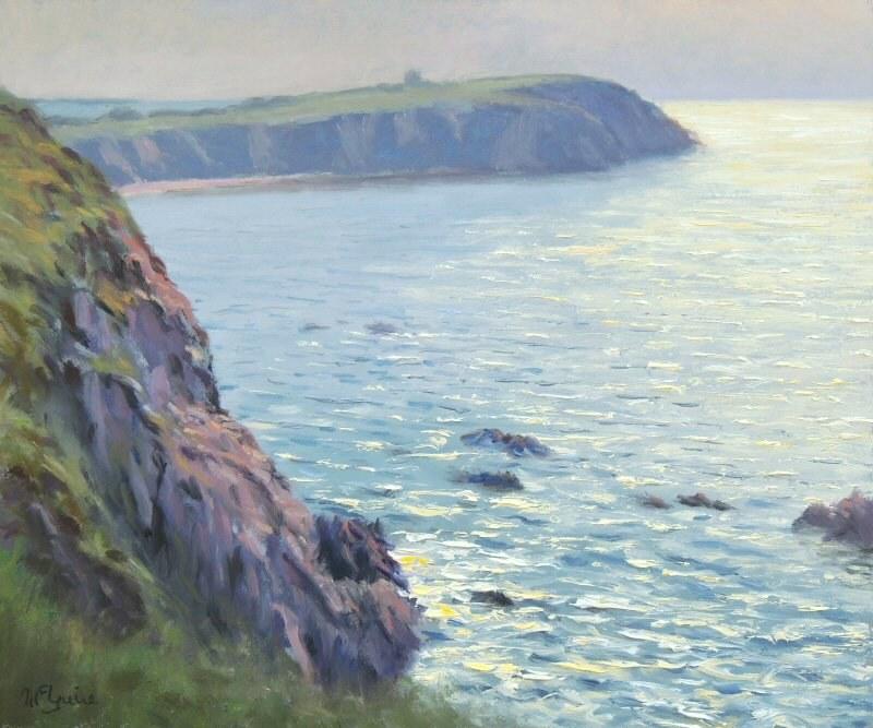 Morning Light, Carnivan Bay