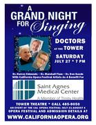 Its a Grand Night for Singing: Cal Opera Festival