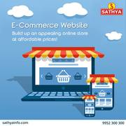 Web Design Company in India - Sathya Technosoft