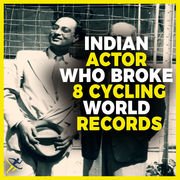 The start of Indian Cycling.