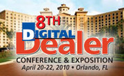 8th Digital Dealer Conference in Orlando, FL