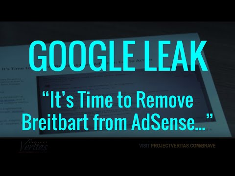 "LEAK: Googlers Petition ""to end Google's business with Breitbart,"" One Thousand Employees Co-Signed"