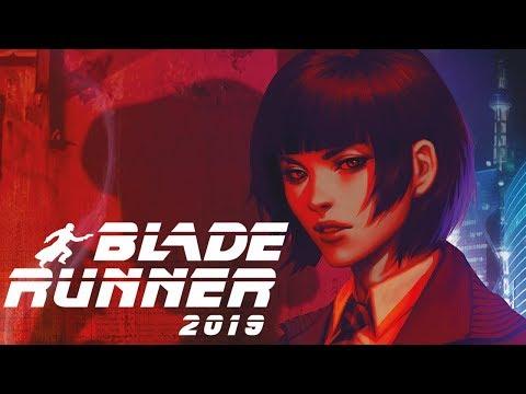 Blade Runner 2019   Trailer   Titan Comics