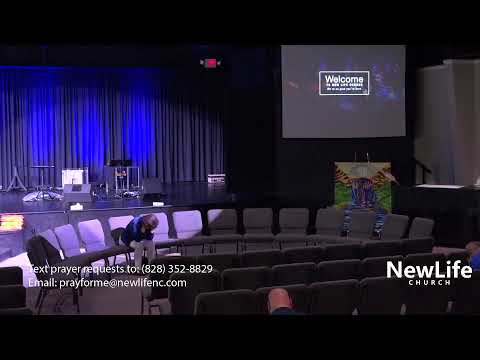 New Life Church House of Prayer LIVE!