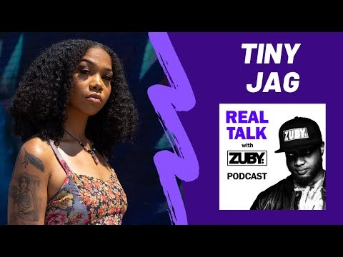 Real Talk with Zuby - Tiny Jag, the Hip Hop Artist Who Pulled Out of Music Festival