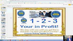 Real Business Real System Real Multi Million Dollar Bonus with Auto AIOP System Webinar Replay 1st July 2019