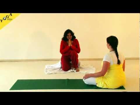 Small Yoga Practice for Women Healthy Hormones - Satyananda Style