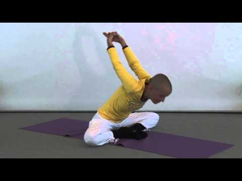 Bhadrasana - Yoga Butterfly advanced variations