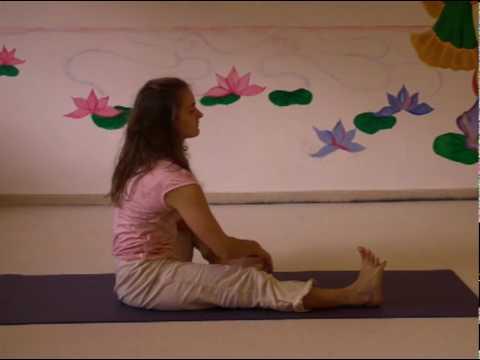 Advanced Yoga Forward Bends