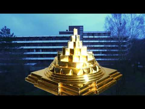Maha Meru renovation - the web of light expands