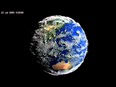 The Earth - A Living Creature (The Amazing NASA Video)