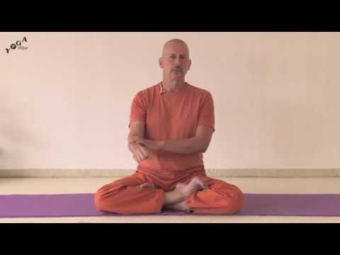 Kriya Yoga Energization Exercises with Swami Bodhichitananda