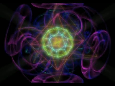Spirit Into Matter — The Geometry of Life