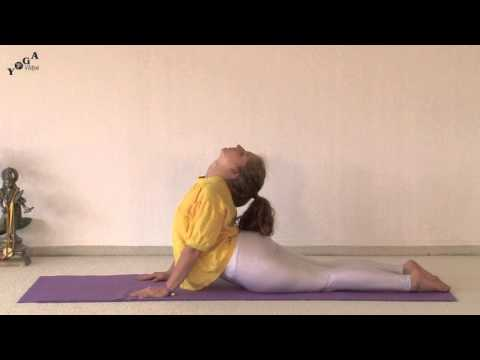 Cobra to King Cobra Sequence Bhujangasana