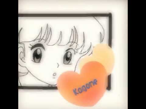 Shojo manga eye study- Five features of Kagome's eyes