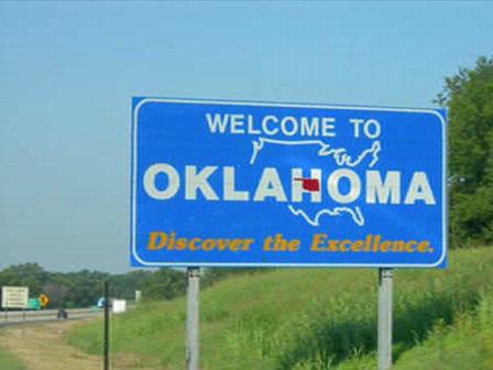 Oklahoma and the community of Asher