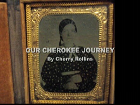 Our Cherokee Journey