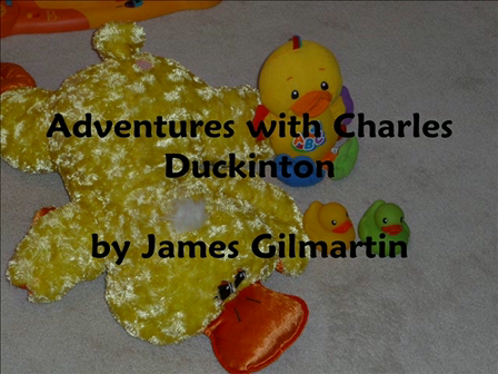 Charles Duckington with Moral