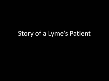 Story of a Lyme's Patient