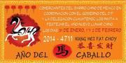 Celebración del Año Nuevo Chino Cd México
