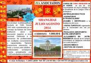 Curso de chino en Shanghai