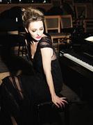 Sesión de Piano en Guangzhou por la española Judith Jauregui