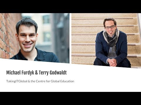 Michael Furdyk & Terry Godwaldt - 2017 Global Education Conference Keynote