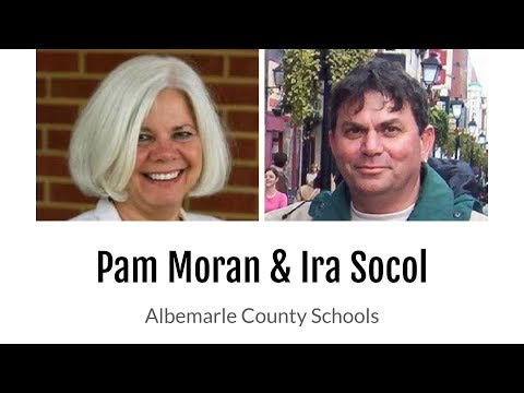 Pam Moran and Ira Socol - 2017 Global Education Conference Keynote