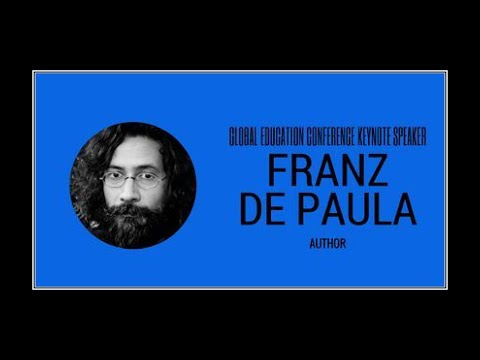 Franz De Paula - 2017 Global Education Conference Keynote