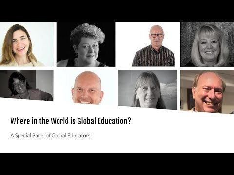 Opening Keynote Panel - 2017 Global Education Conference