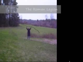 Roman Legion Recruitment Video ('50s propaganda style)