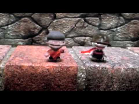 """Jason and the Argonauts"" Machinima from Little Big Planet"