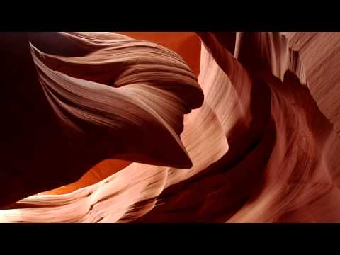 Antelope Canyon Arizona Jason Ward New Age Music Video