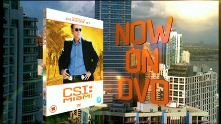 CSI Miami Season 7 DVD Commercial (featuring An Assassin's Tale)