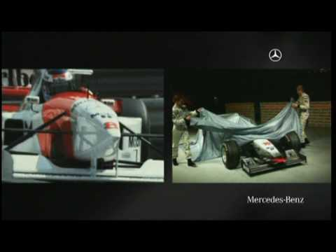 Mercedes Benz-The Best or Nothing Documentary Clip Featuring MUSIC CANDY