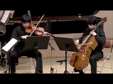 """DANCE"" for Piano Quartet - Seongjean Moon / Project 우리 (Woori)"