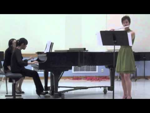 Patency for Flute and Piano