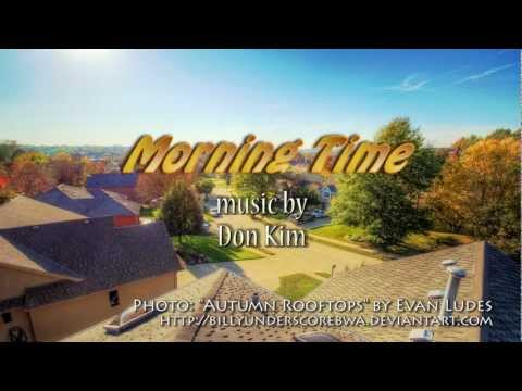 Morning Time - original orchestral composition (EWQL/Liberis)