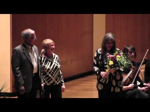 Shirley Meyer Blankenship Honored