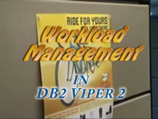 Workload Managemnet in DB2 Viper 2 - Part I