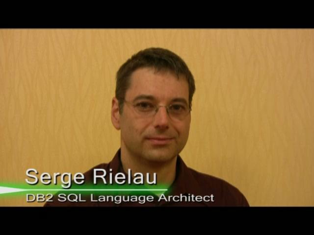 IDUG Europe 2009 - DB2 SQL with Serge Rielau