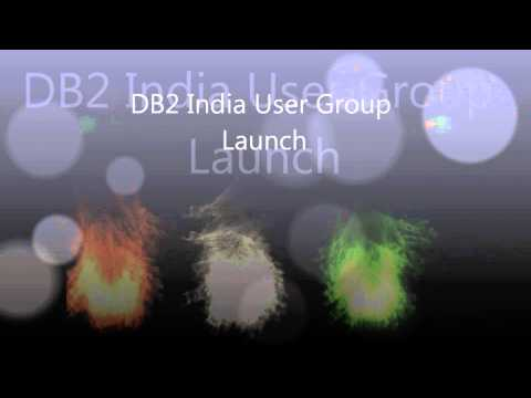 DB2 India User Group Launch Video