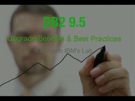 DB2 9.5 Upgrade Benefits with John Kennedy