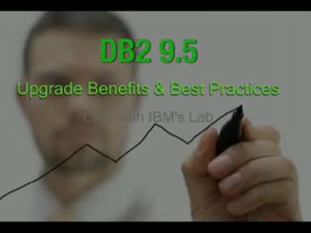 DB2 9.5 Upgrade Benefits & Best Practices (V2)