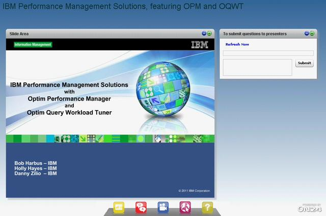 IBM Performance Management Solutions