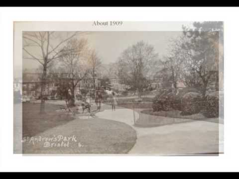 Victorian history of St Andrews Park narrated by John Telfer
