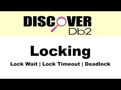 (Ep. 14) - DB2 Database Locking Concepts
