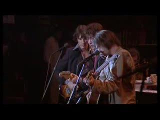 The Band & Neil Young - Helpless(Live)